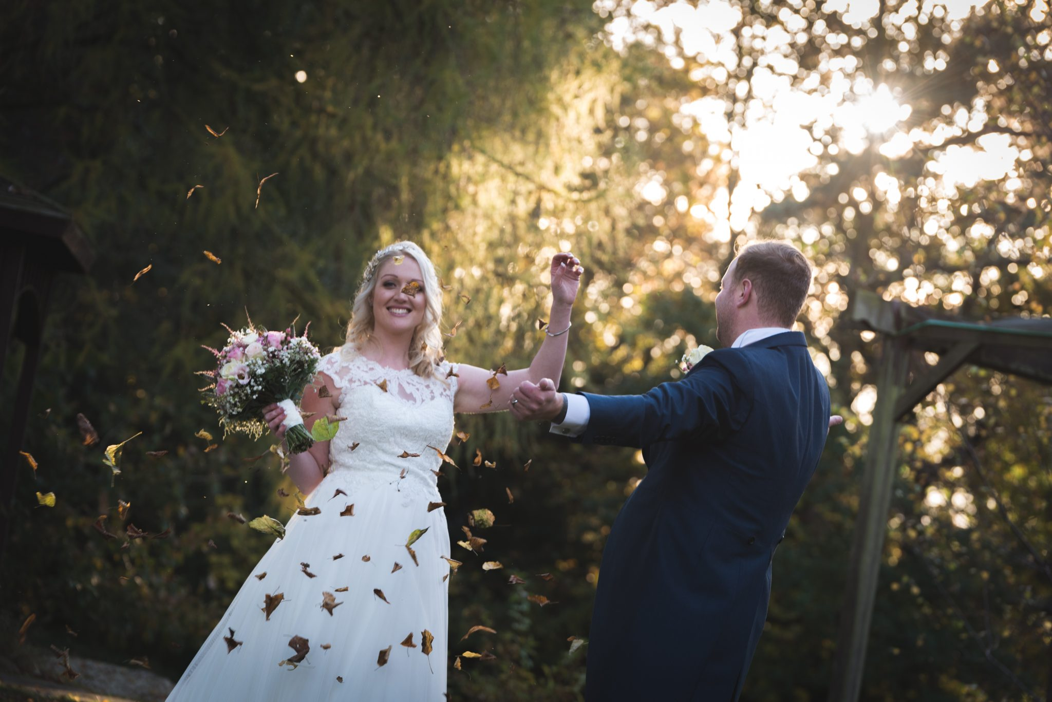 Lovely Autumn Wedding Photography at Mercure Kidderminster - Dudley, Stourbridge, Kidderminster, Birmingham Wedding Photographers & Videographers